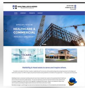 Promote a Contractor Website Design